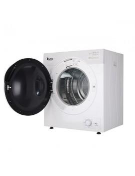 ZOKOP GDZ55-08E Household Dryer 5.5kg Drum Dryer   1 Filter Mesh Cotton-White