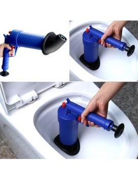 Drain Pump Cleaner Air Power Blaster Unblock Adapters Toilet Wash Basin Home