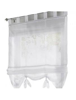 Liftable Voile Sheer Roman Curtain 140*155 cm